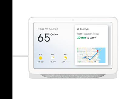 Google Nest Hub - Smart Home - Acme Satellites - Sunrise, Florida - DISH Authorized Retailer